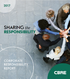 Sharing the Responsibility - Corporate Responsibility Report