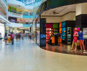 Shopping Centres in Moscow and Russia