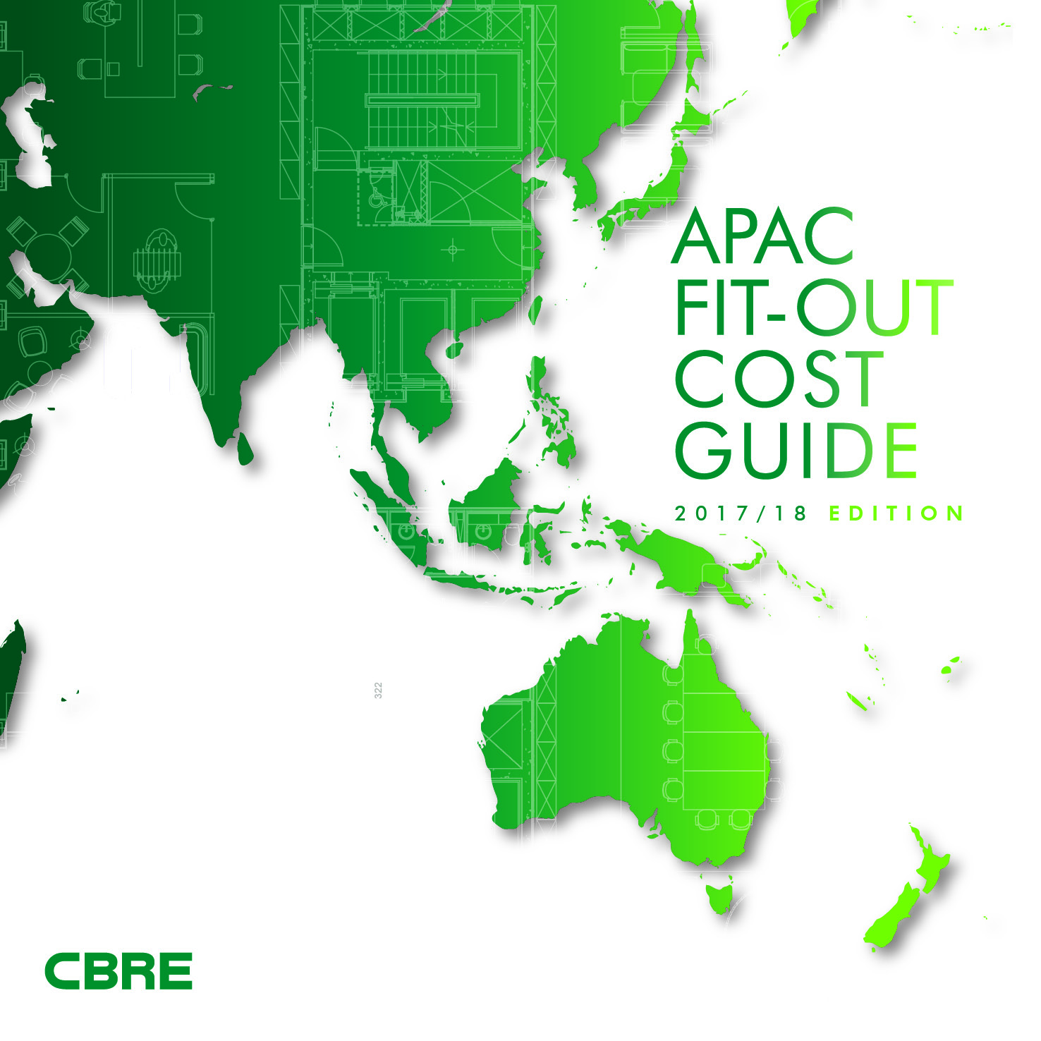 APAC Fit Out Cost Guide 2017/18
