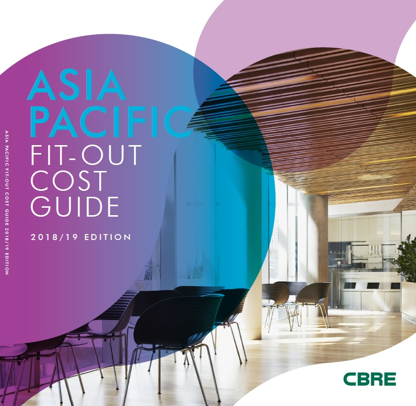 APAC Fit Out Cost Guide 2018/19